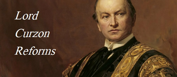 lord curzon reforms