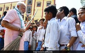 'Swachhata Hi Seva' movement