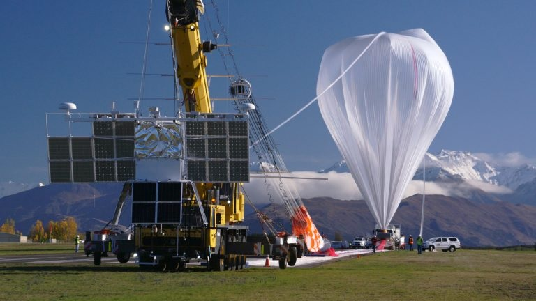 nasa balloon mission