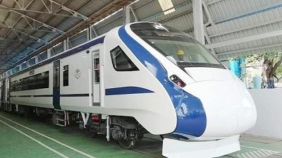 t 18 train india