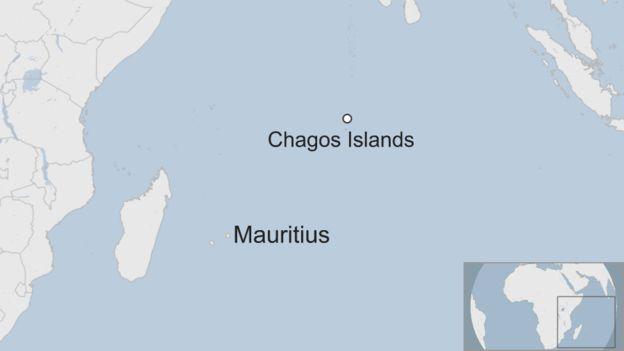 chagos island map