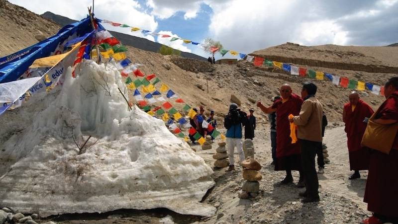 special_stamp_ice_stupa