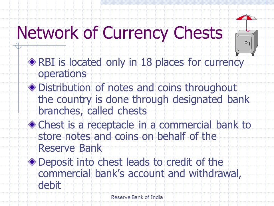 Currency-chest