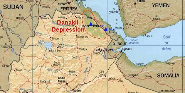 Danakil-Depression