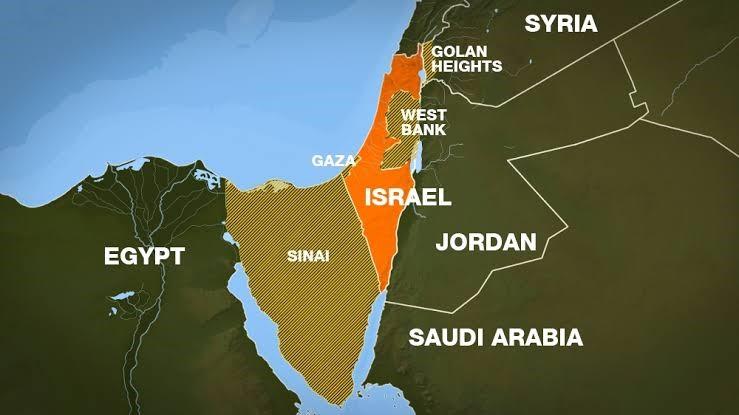 West Bank dispute israel and palestine