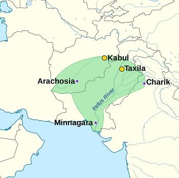indo parthian dynasty