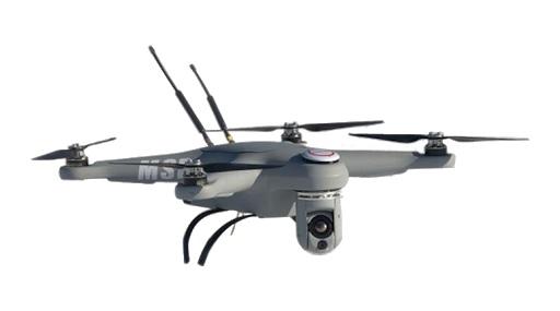 bharat drone
